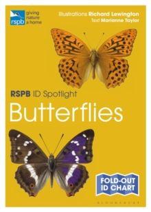 RSPB ID Spotlight - Butterflies by Marianne Taylor
