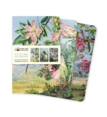 Kew Gardens' Marianne North Mini Notebook Collection by Flame Tree Studio