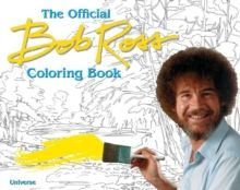 The Bob Ross Coloring Book by Bob Ross