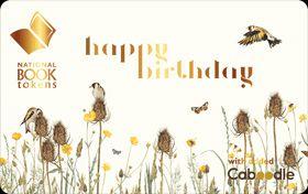 National Book Token - Happy Birthday