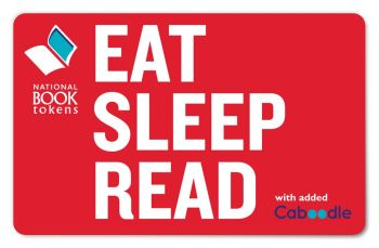National Book Token - Eat Sleep Read