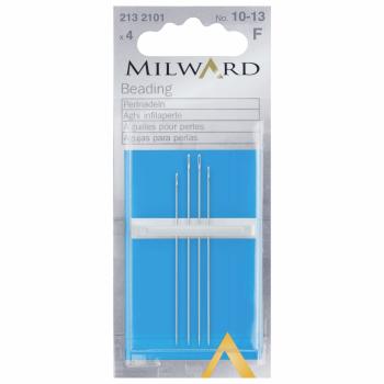 Hand Sewing Needles: Beading: Nos.10-13