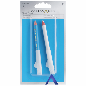 Pencil: Dressmakers: White and Blue