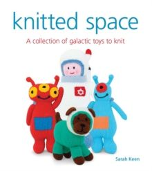 Knitted Space by Sarah Keen