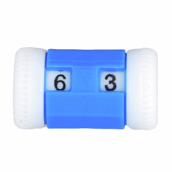 Row Counter Small: Sizes 2: 5.00mm