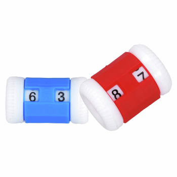 Row Counters Combi Pack: Sizes 2: 6.50mm