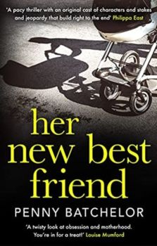 Her New Best Friend by Penny Batchelor *Signed*