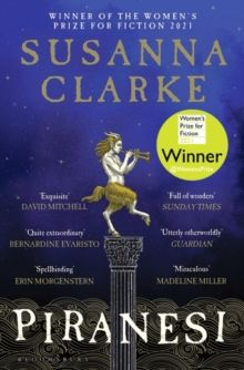 Piranesi : WINNER OF THE WOMEN'S PRIZE 2021 by Susanna Clarke