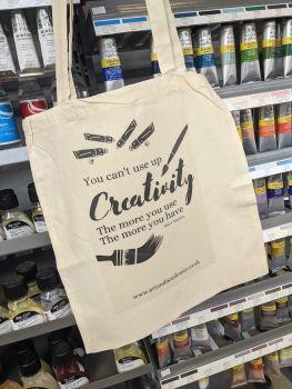 Tote Bag #1   Creativity