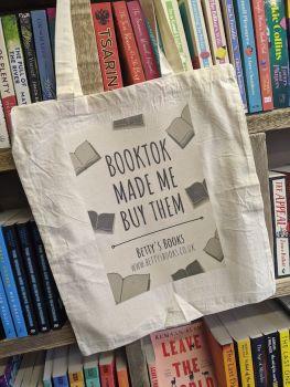 Tote Bag #4 | Booktok made me buy them
