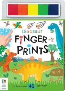Dinosaurs Finger Prints Kit