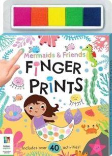 Mermaids & Friends Finger Prints Kit