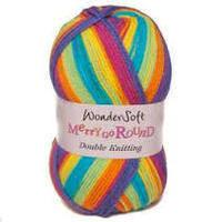 Wondersoft Merry Go Round DK Yarn by Stylecraft