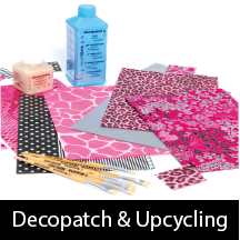 Decopatch & Upcycling