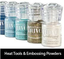Heat Tools & Embossing Powers