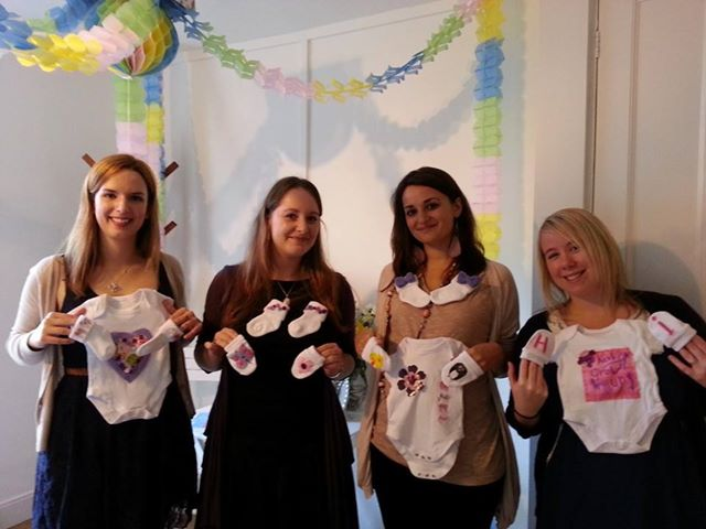 babyshower people