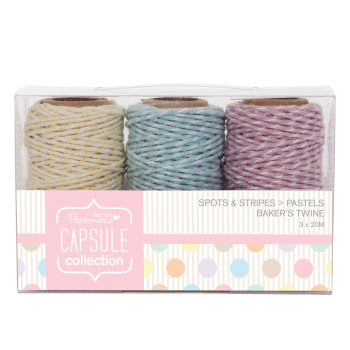 Bakers Twine - Pastel