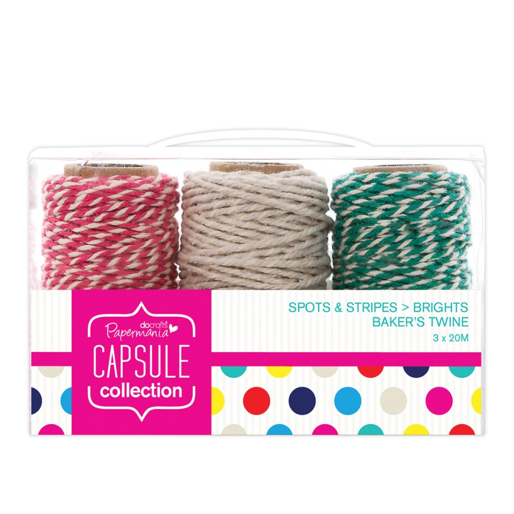 Bakers Twine - Brights