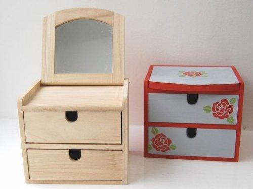 Jewellery box - wooden