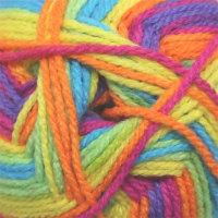 Stylecraft Yarn Wondersoft Merry Go Round DK - Rainbow 3142