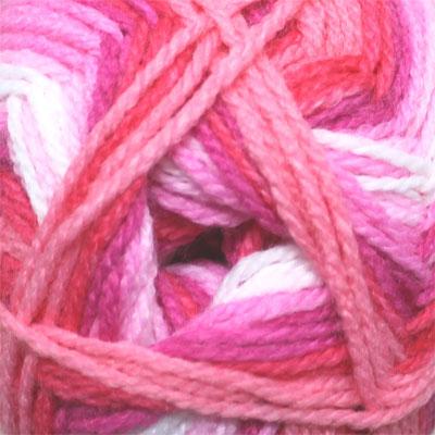 Yarn 100g 3141 Strawberry Stylecraft Wondersoft DK Merry-go-Round  Wool