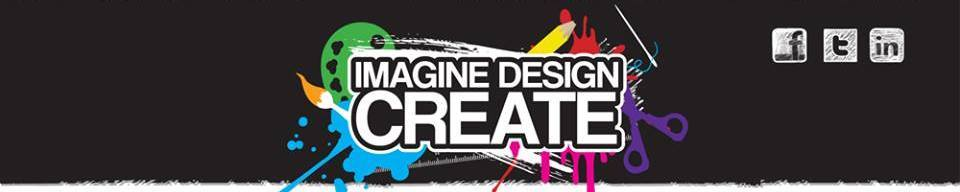 Imagine Design Create, site logo.