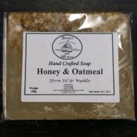Honey & Oatmeal Soap Bar