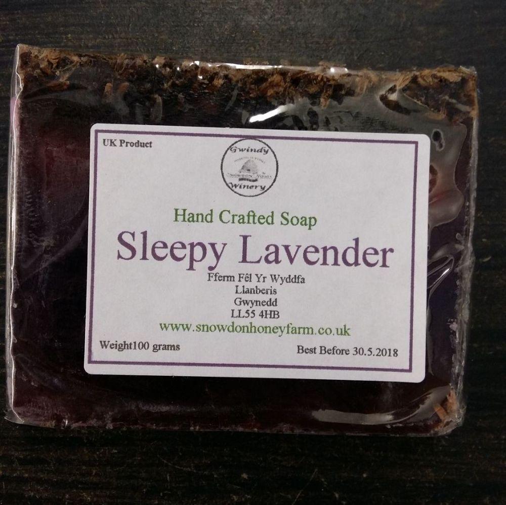Sleepy Lavender Soap Bar