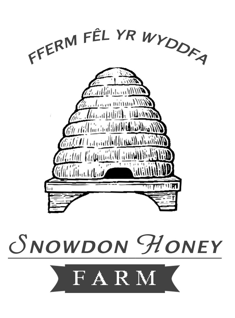 Snowdon Honey Logo