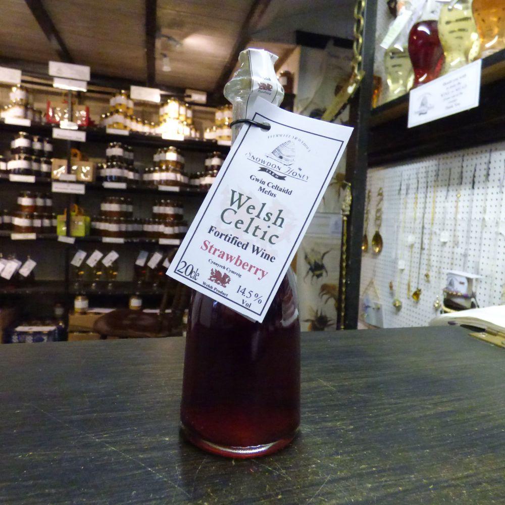 Strawberry Wine 20cl