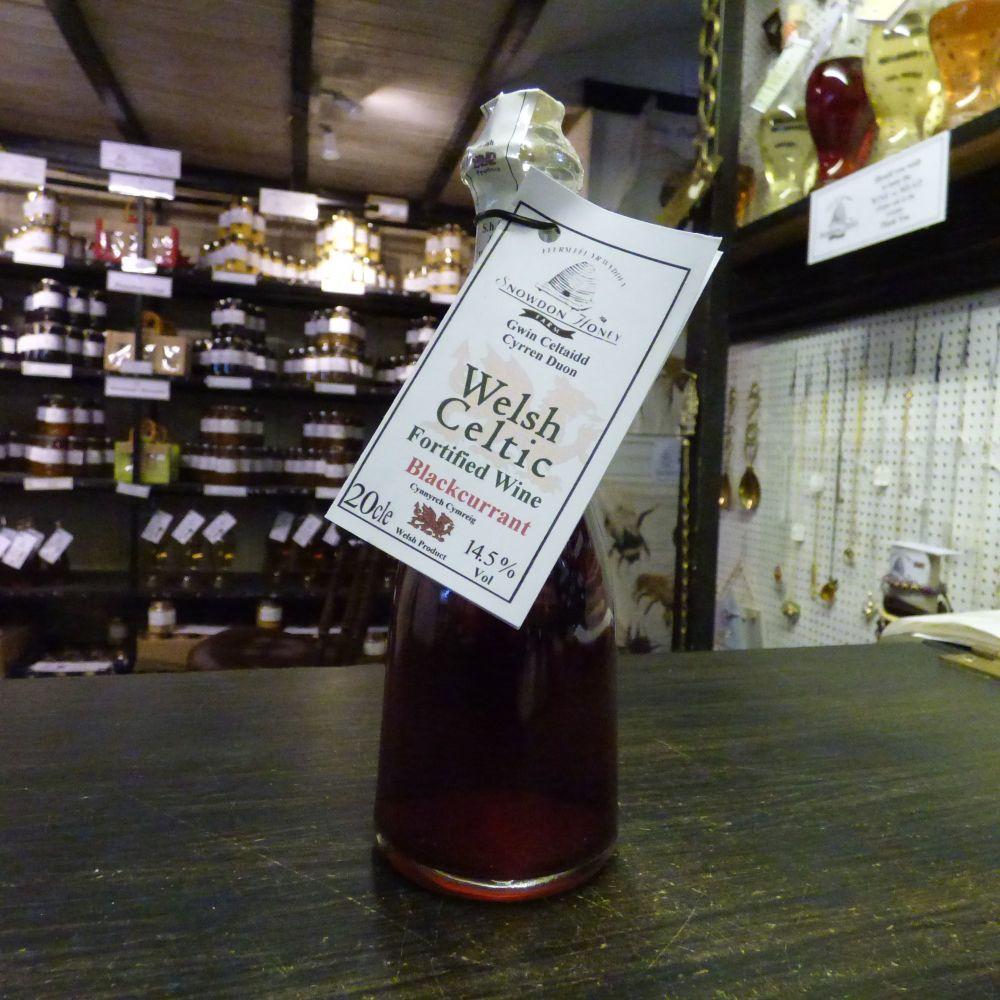 Blackcurrant Wine 20cl