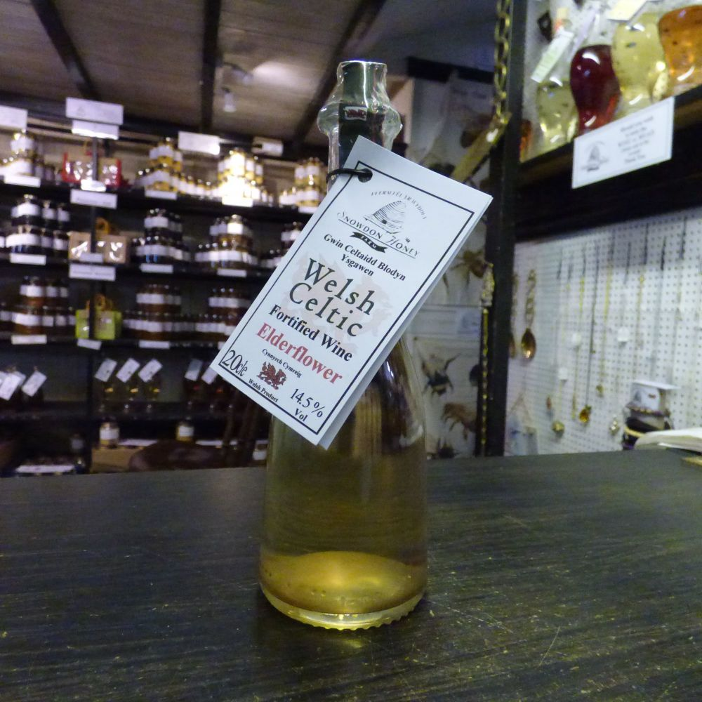 Elderflower Wine 20cl