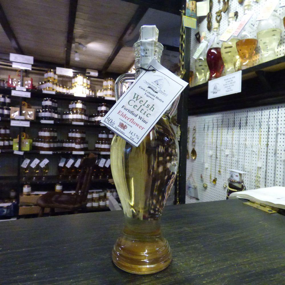 Elderflower Wine 50cl