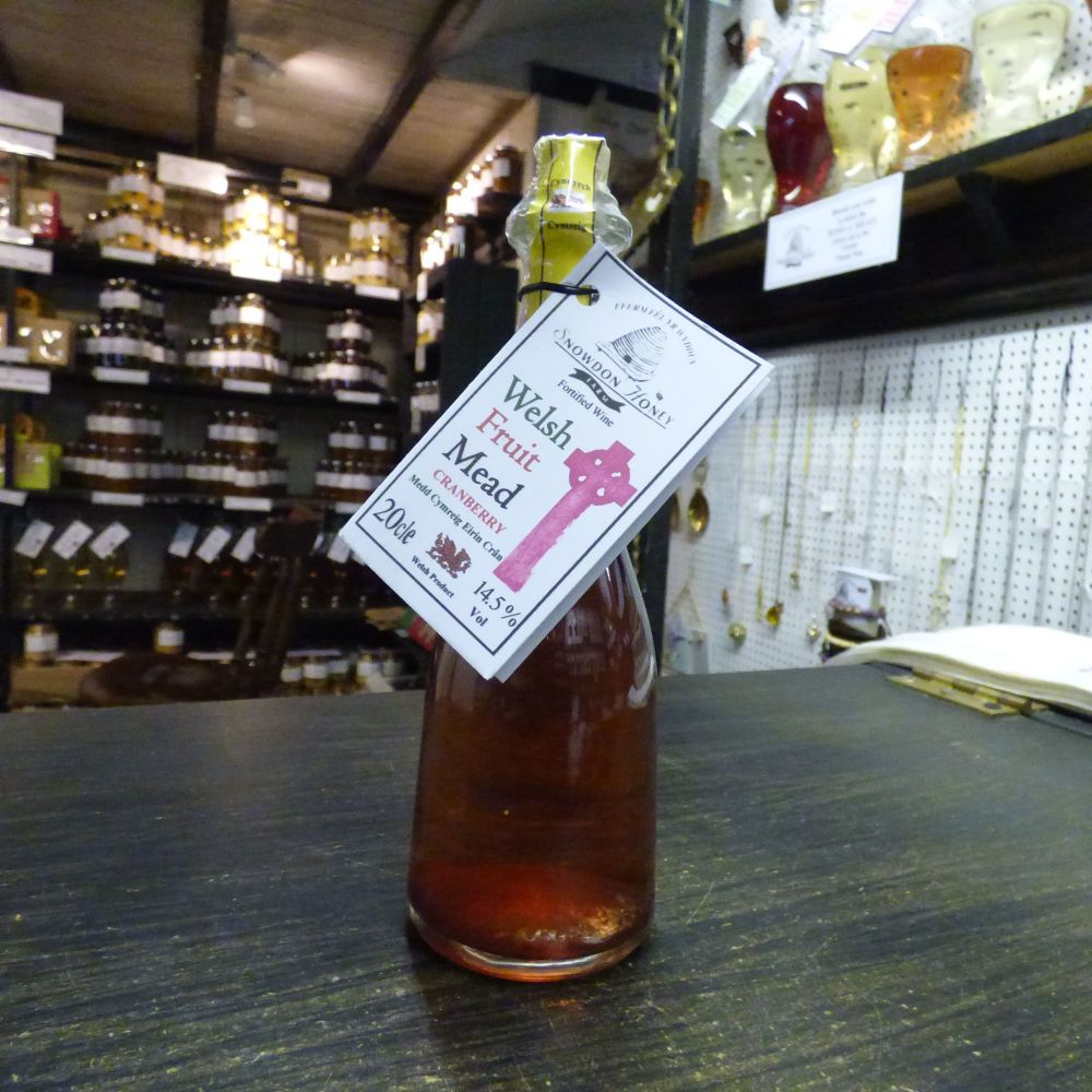 Cranberry Mead 20cl