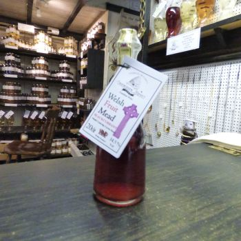 Blackcurrant Mead 20cl