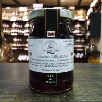 Redcurrant Jelly with Port