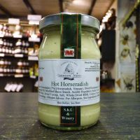 Hot Horseradish