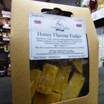 Honey Flavoured Fudge Box