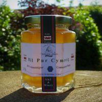 5: Blue Hexagonal Label - Connoisseur Honey - 227g