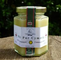 1: Yellow Hexagonal Label - Connoisseur Honey - 227g