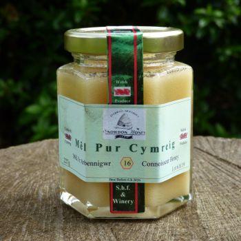 16: Pale Green Back - Connoisseur Honey - 227g