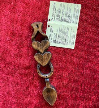 Llwy Garu  Love Spoon (106)