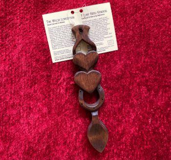 Llwy Garu / Love Spoon (106)