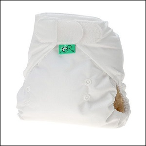 NEW!! Tots Bots PeeNut wrap (white)
