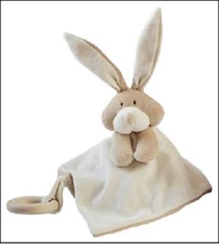 Wooly organic comforter (bunny)