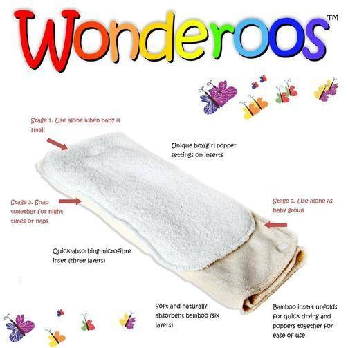 Wonderoos inserts