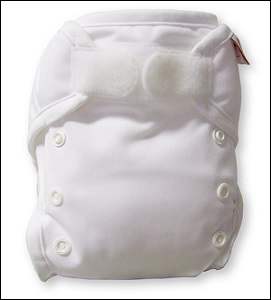 PopNGro birth-to-toddler nappy (white)