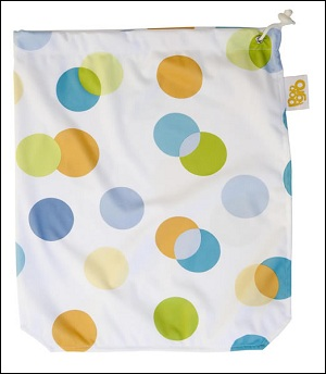 PopNGro wet nappy bag