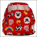 Real Easy sized nappies