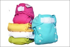 PopNGro one-size nappy set